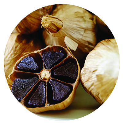 Benefits Black Garlic